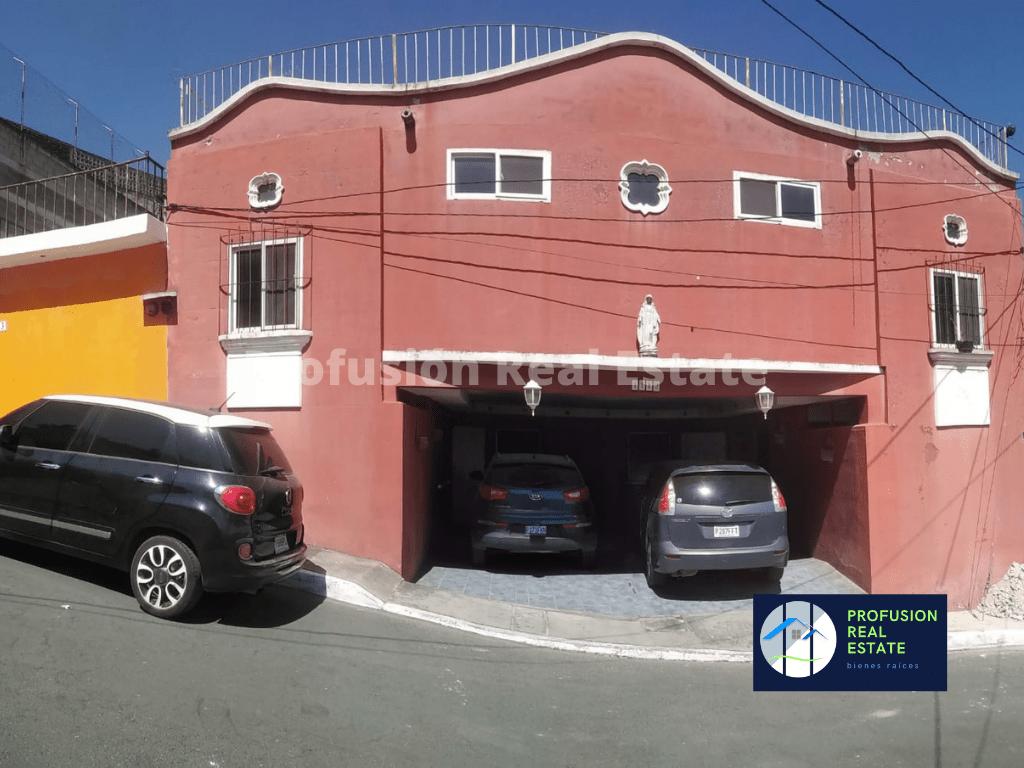 Casa Condominio Bella Vista, zona 8 de Mixco